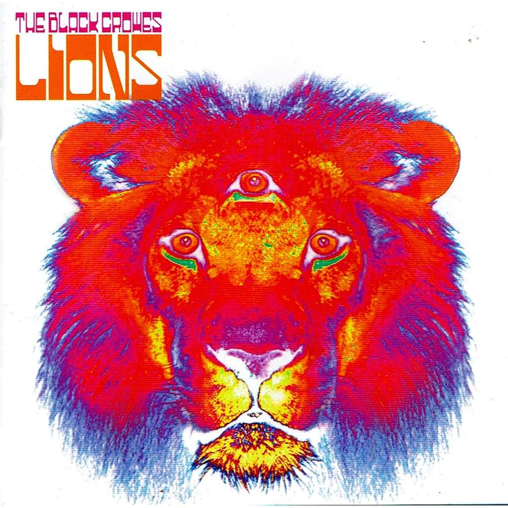 the black crowes Lions