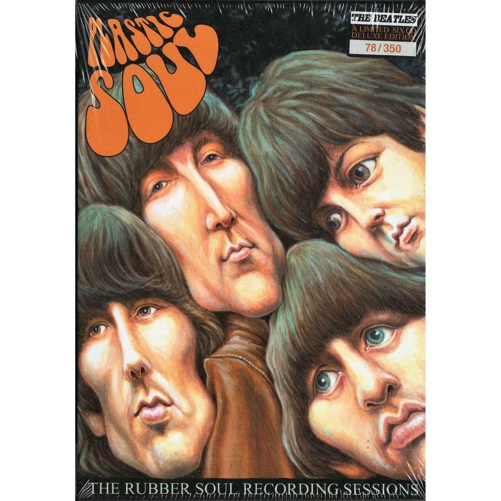 Beatles Rubber Soul (The Rubber Soul Recording Sessions) (Ltd 350 copies 6CD Box + booklet!)
