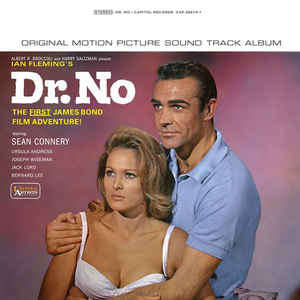 original soundtrack dr.no