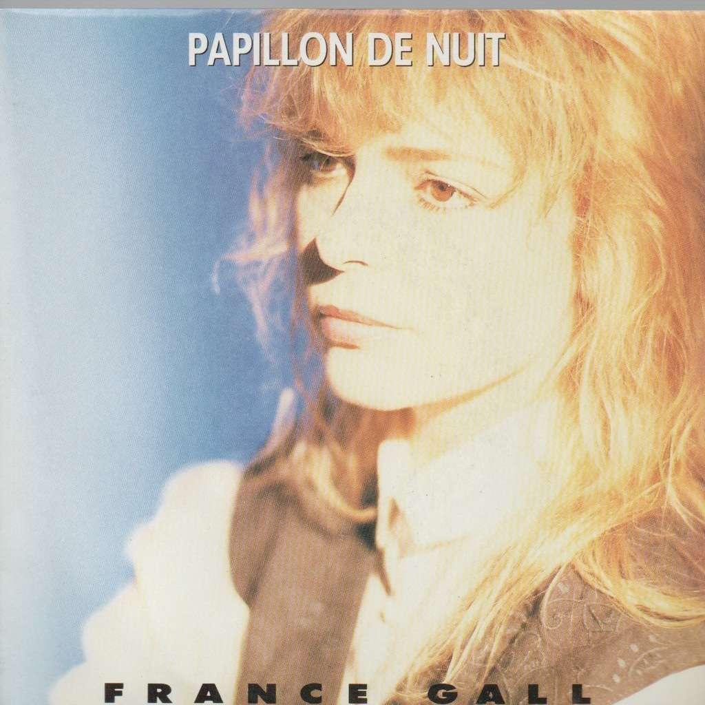 France Gall Papillon De Nuit/J'irai ou tu iras.