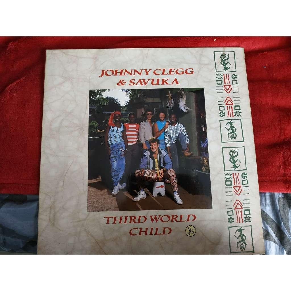 johnny clegg & savuka THIRD WORLD CHILD