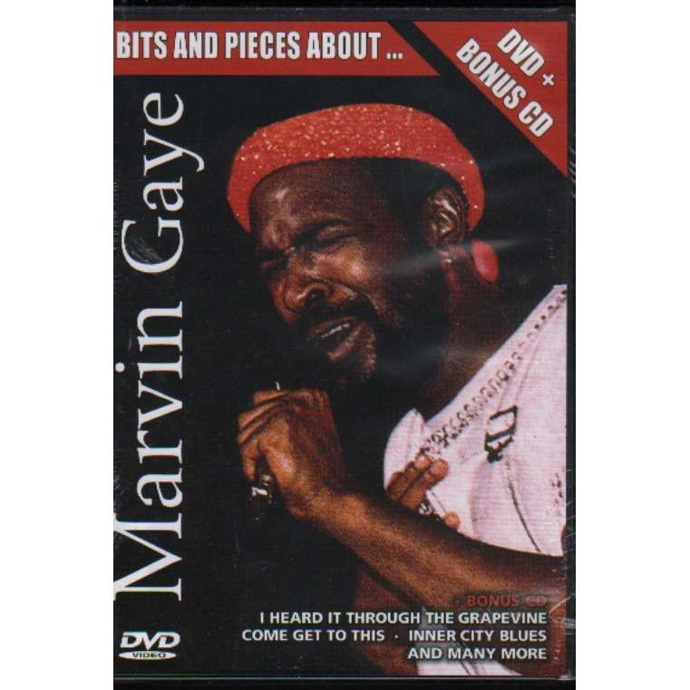 marvin gaye Bits and pieces about ...