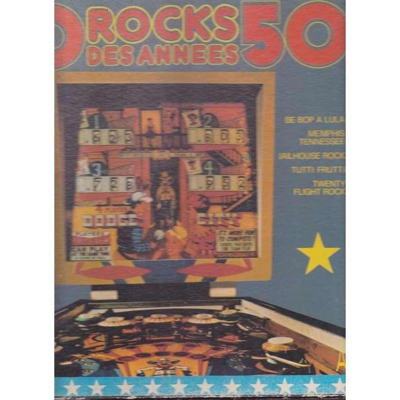 50 ROCKS DES ANNEES 50 ROCK AROUND THE CLOCK.France