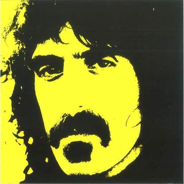 Frank Zappa Don't Eat The Yellow Snow (Euro 2016 Ltd 'RSD' 2-trk 7single unique ps!! Sealed copy!!)