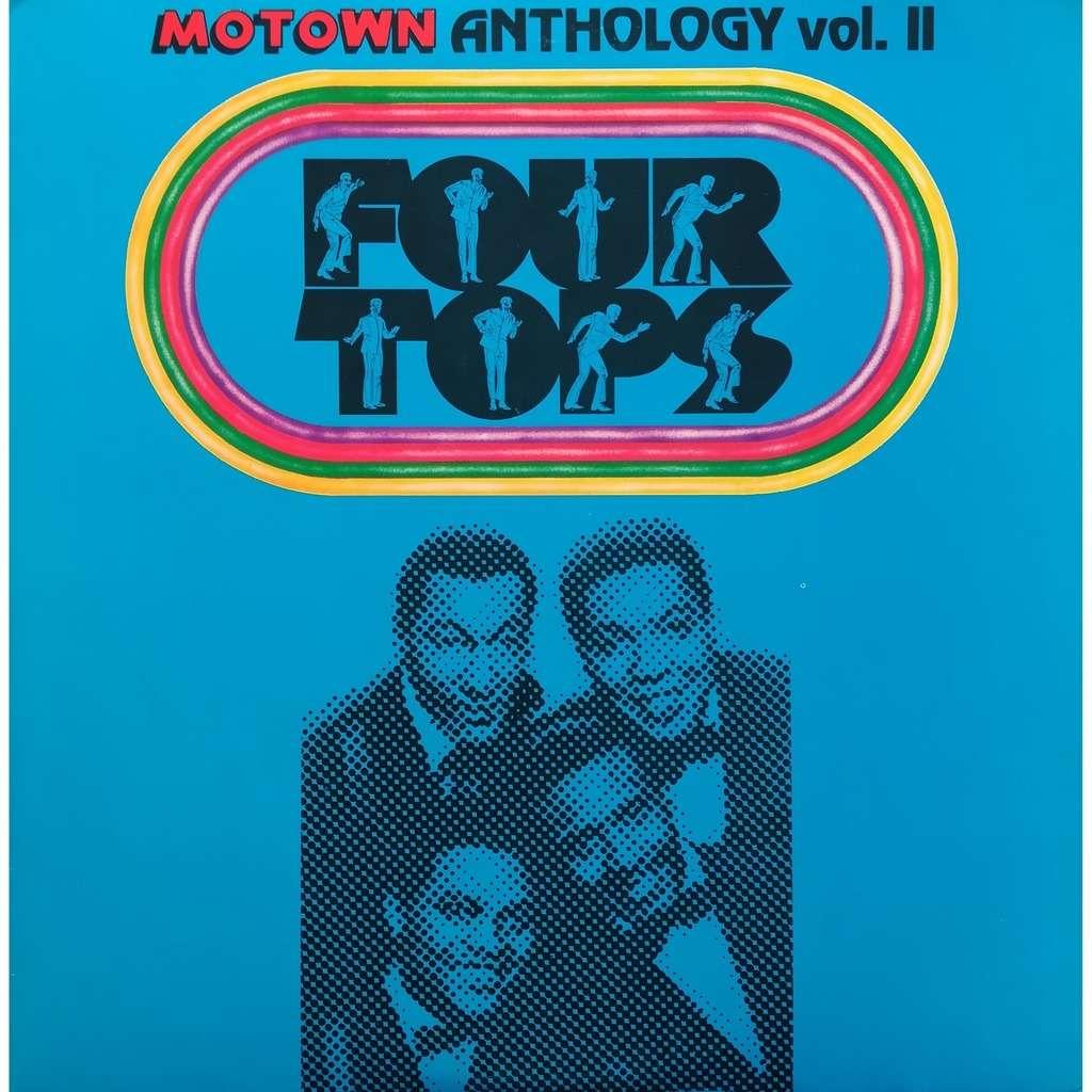 four tops motown anthology vol. II