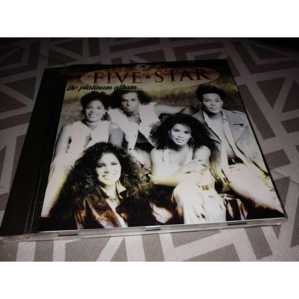 Platinum Album FIVE STAR