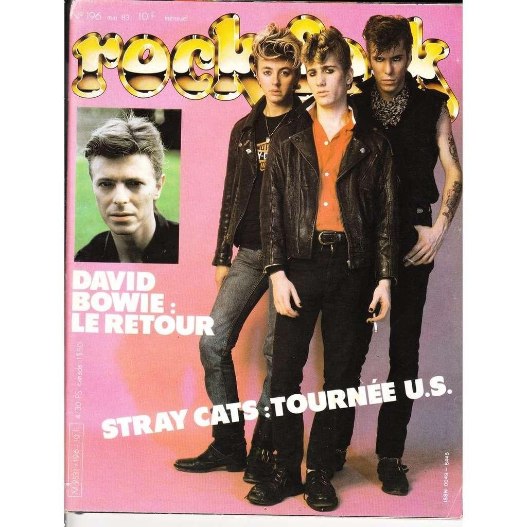 Rock & Folk N° 196-mai 1983