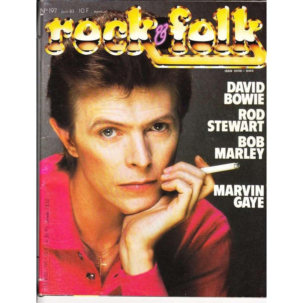 Rock & Folk N° 197-juin 1983