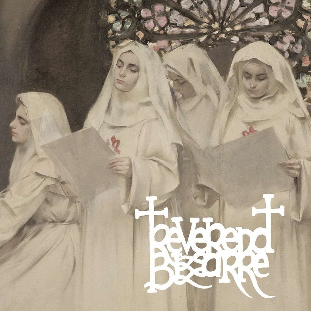 REVEREND BIZARRE Death Is Glory...Now! Black Vinyl