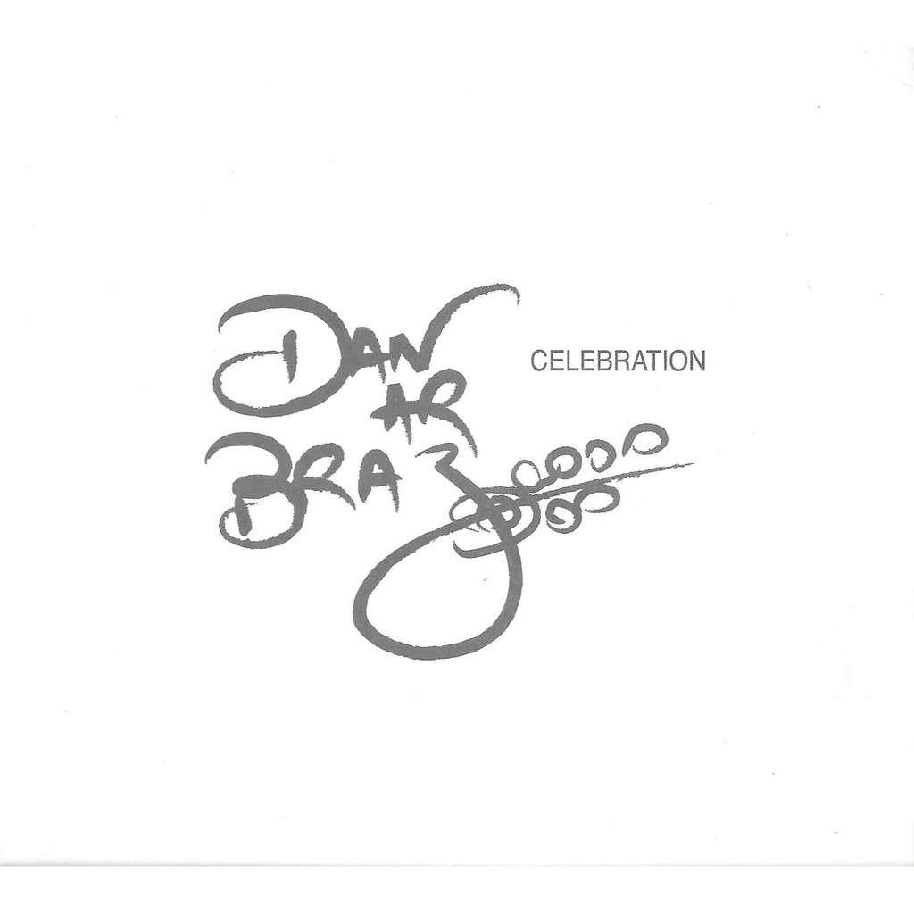 Dan Ar Braz Celebration [CD 13 titres – 2012]