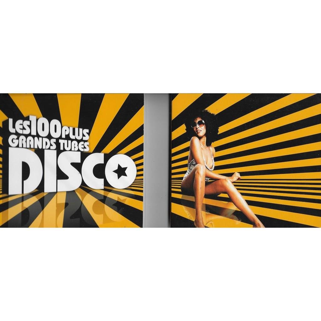 Sylvester, Cerrone, Voggue, Al Hudson&The Partners Les 100 Plus Grands Tubes Disco