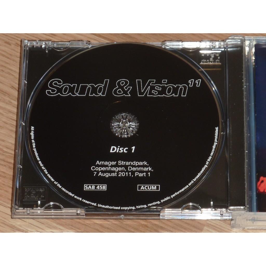 PRINCE Sound & Vision Vol.11 (3CD)