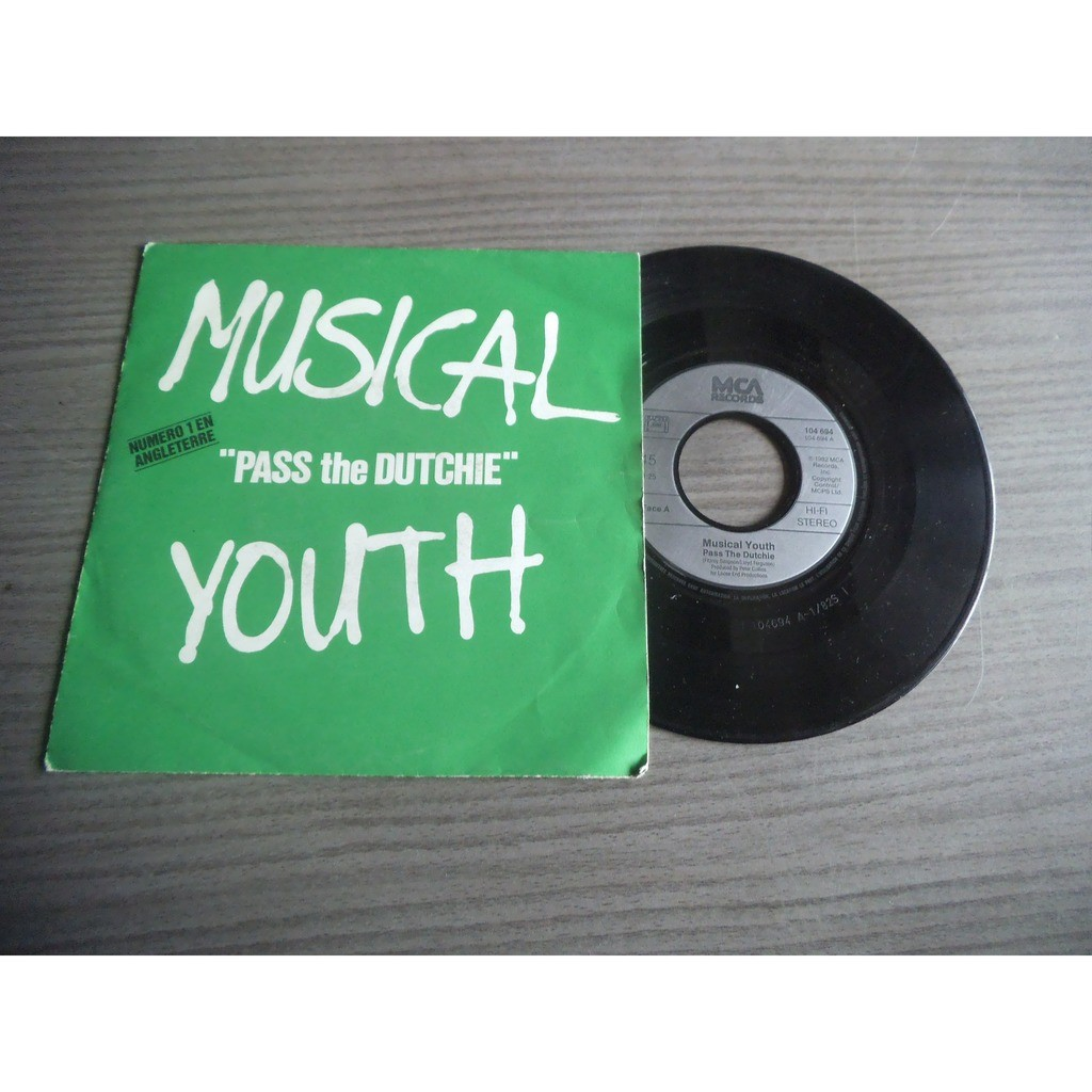 musical youth pass the dutchie / please give love a chance