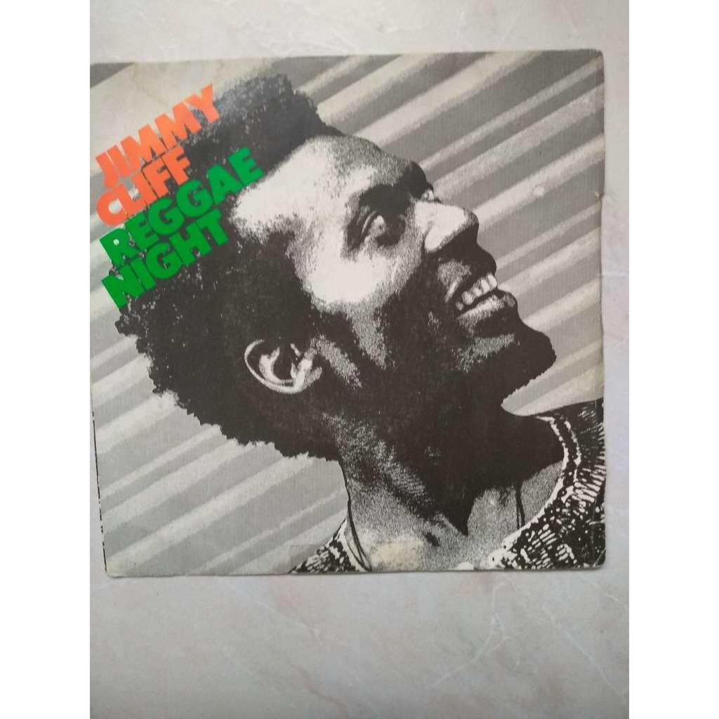 jimmy cliff reggae night