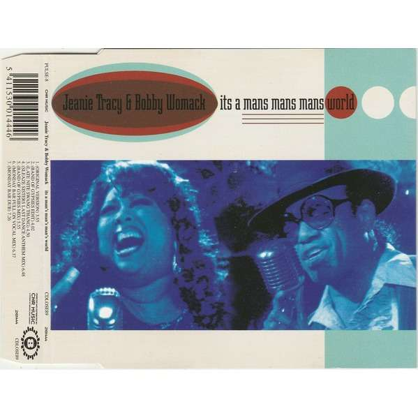 Jeanie Tracy & Bobby Womack Its A Mans Mans Mans World