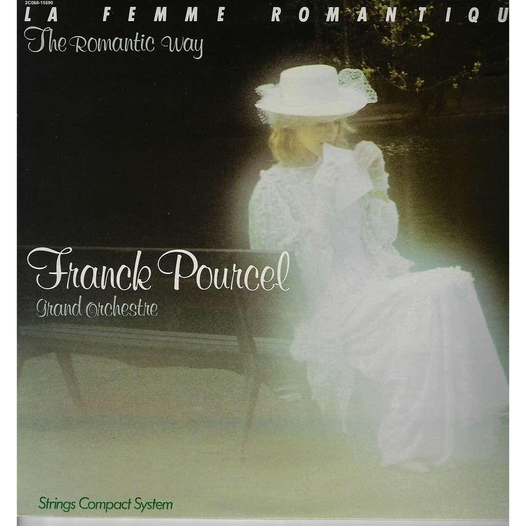Pourcel Franck la femme romantique