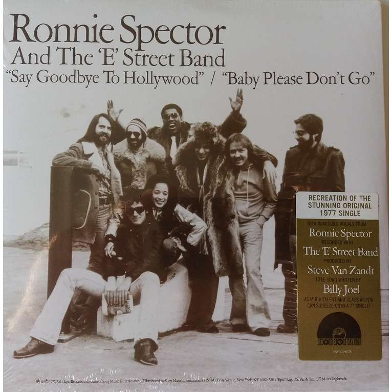 Ronnie Spector Say goodbye to Hollywood