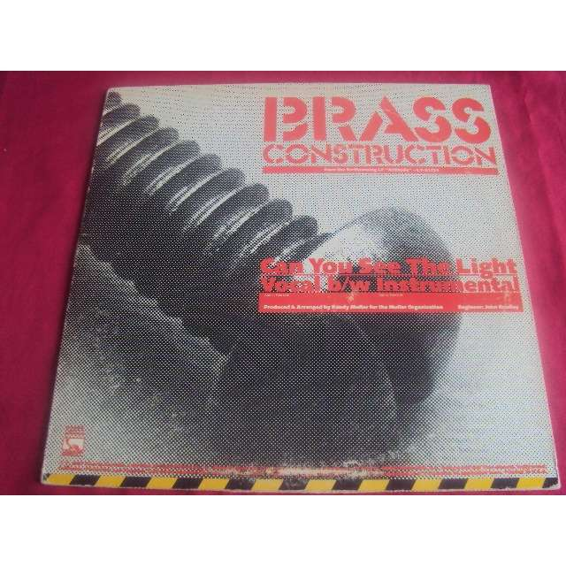 BRASS CONSTRUCTION CAN YOU SEE THE LIGHT (Vocal 5'18) 1982 USA