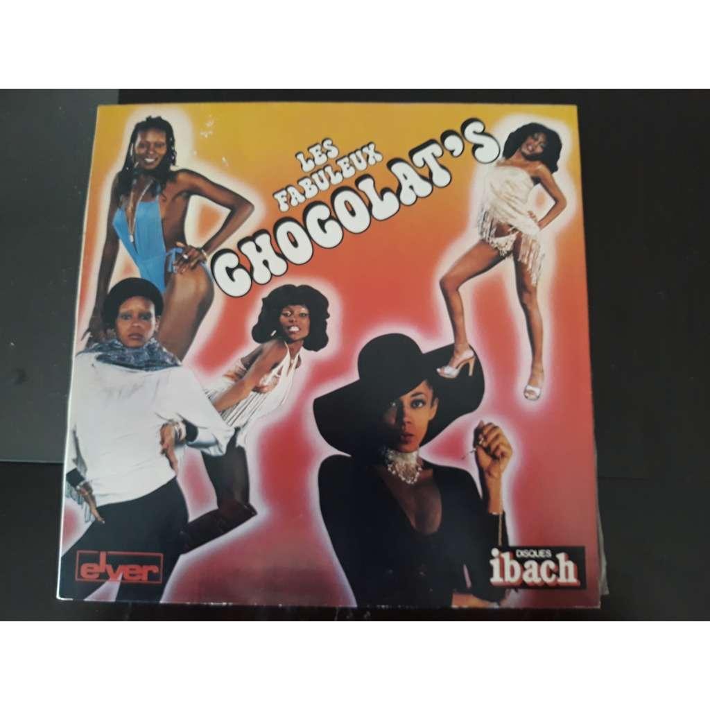 Chocolat's - Les Fabuleux Chocolat's (LP, Album) Chocolat's - Les Fabuleux Chocolat's (LP, Album)