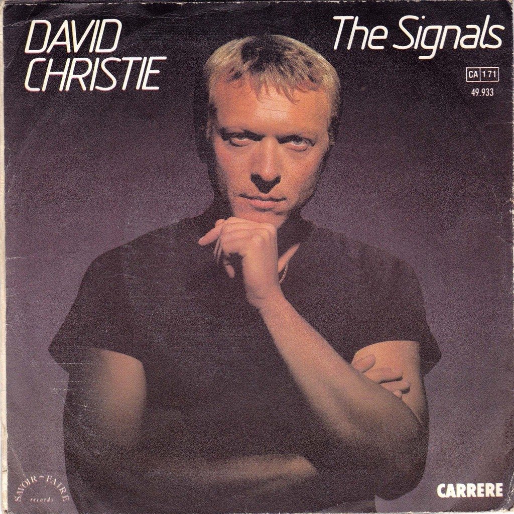 david christie saddle up / the signals
