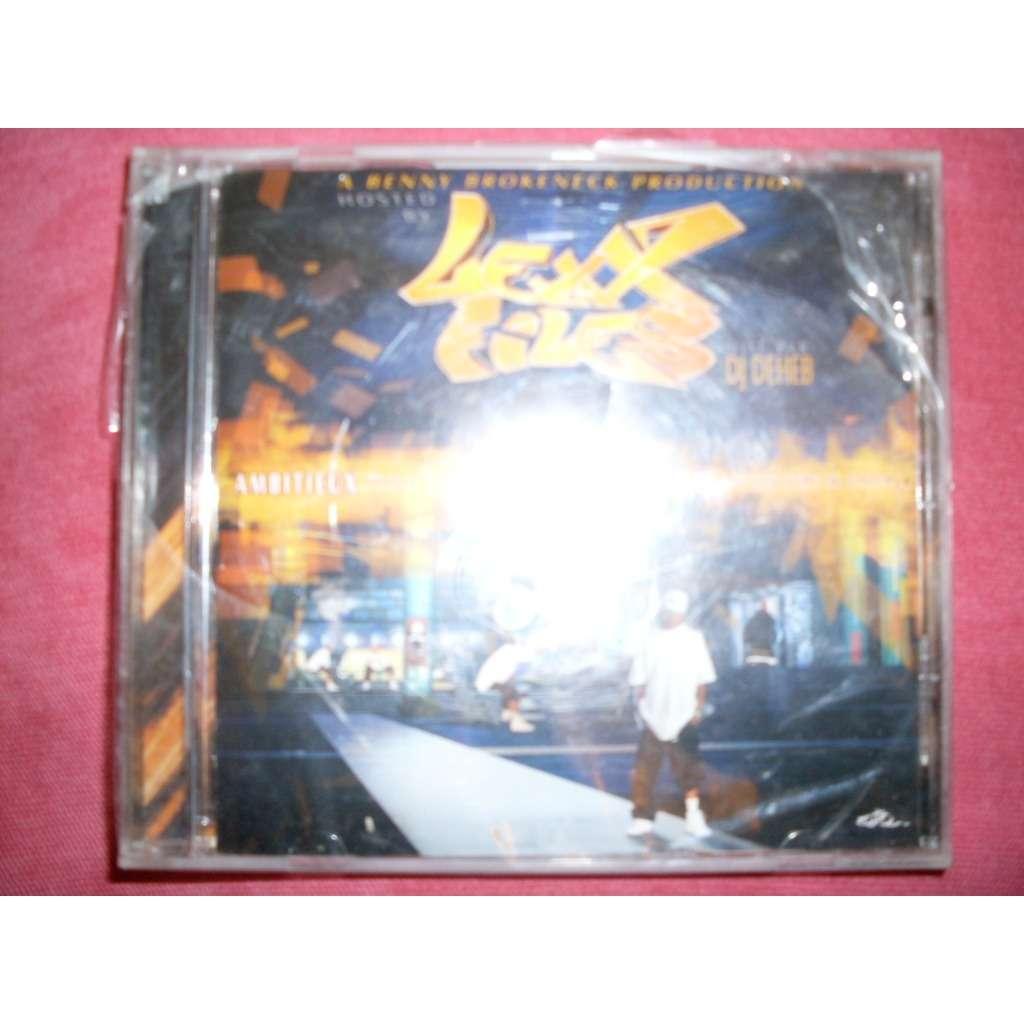 DJ Deheb Lexx Files