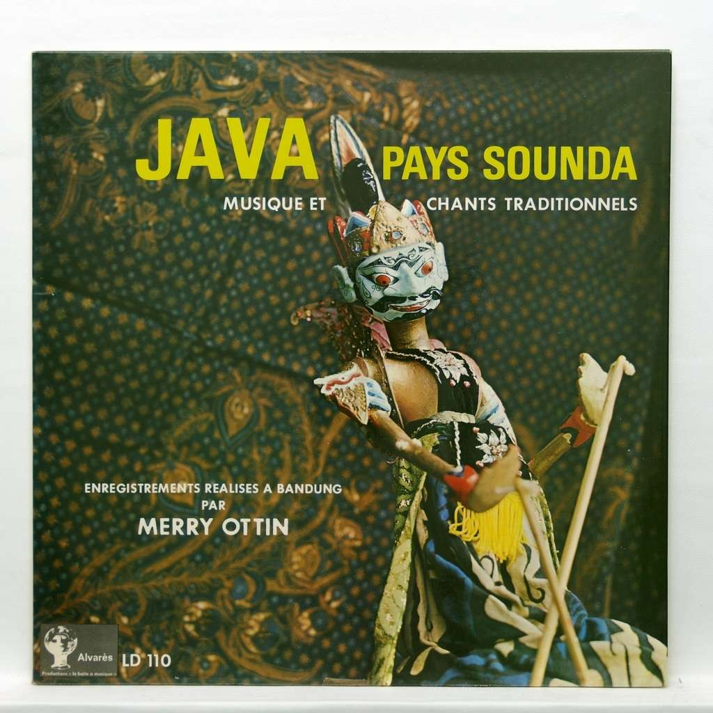 Merry Ottin Java - Pays sounda - Musique & chants traditionnels