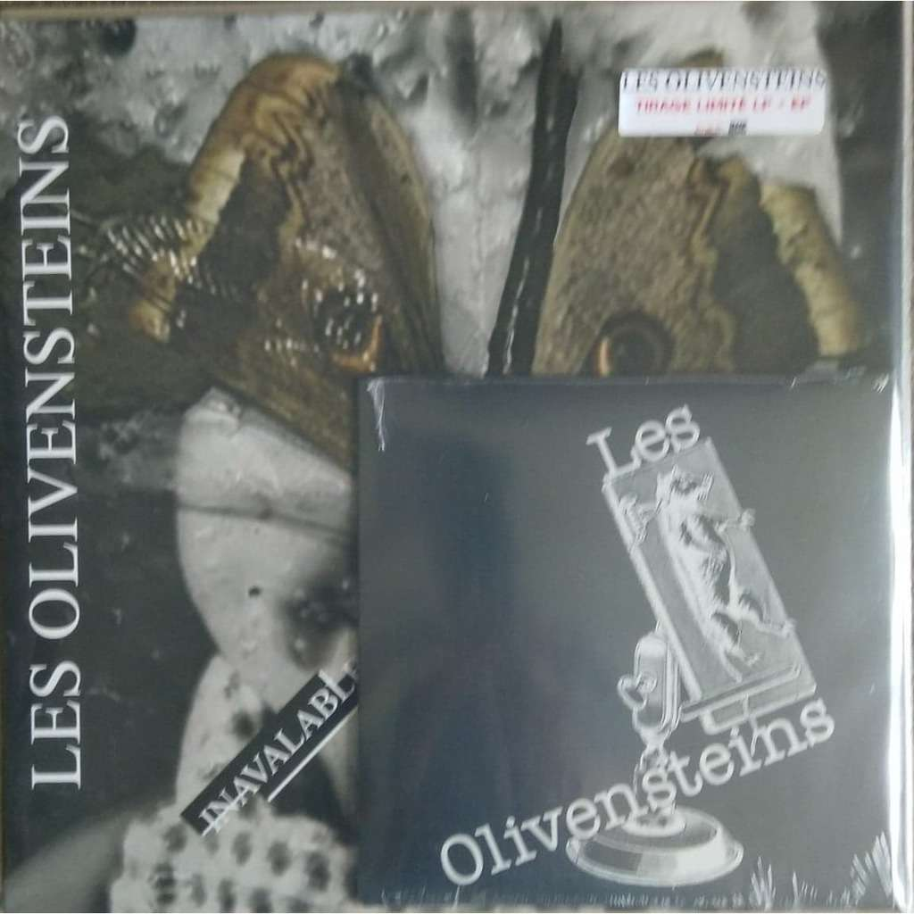 SMAP Records : les olivensteins INAVALABLE + Ep - LP + 7inch