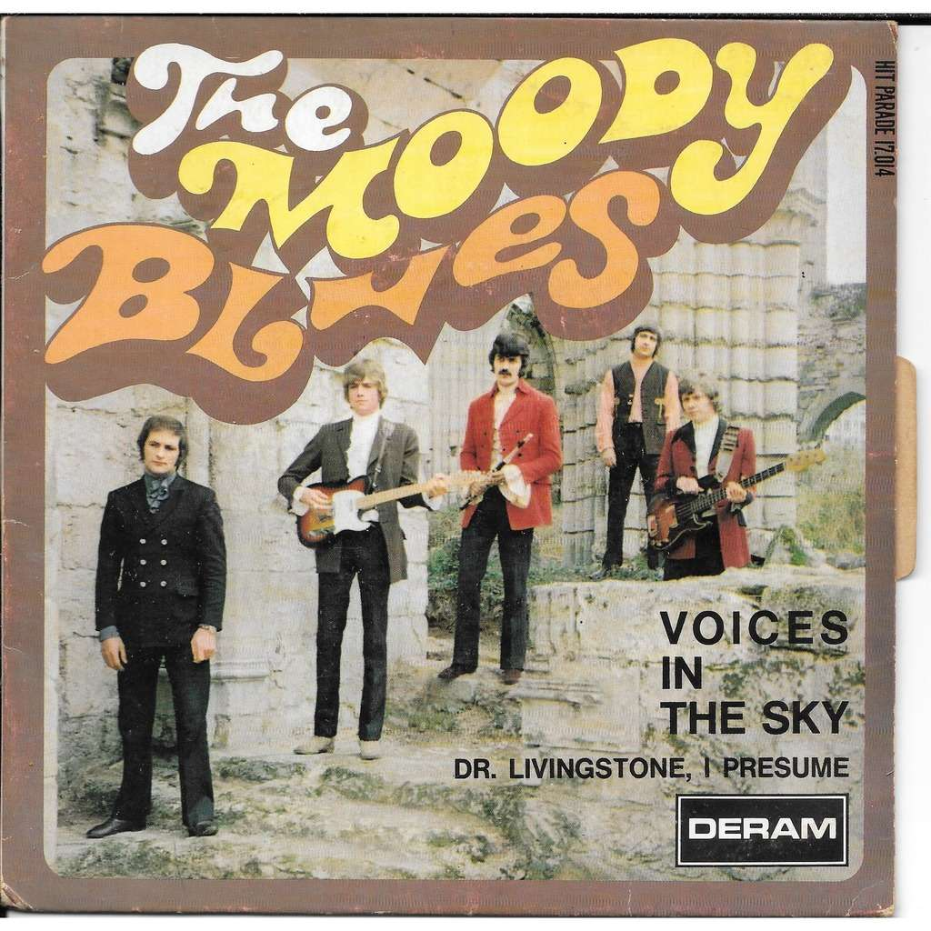 the moody blues voices in the sky