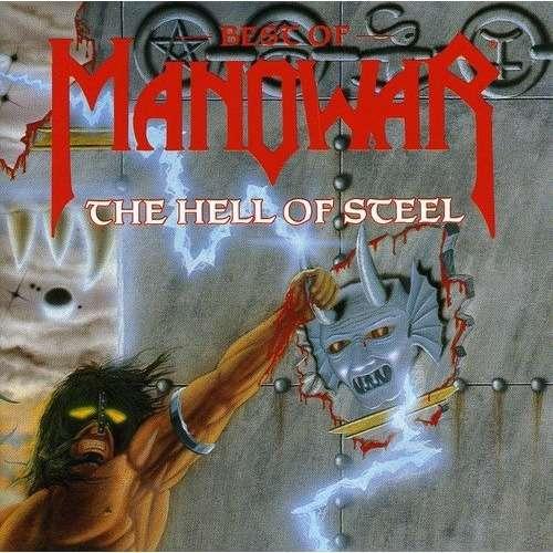 Manowar Best Of Manowar - The Hell Of Steel (cd)