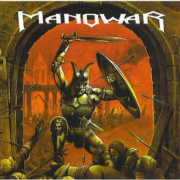 Manowar Death To All, Peace At Last (cd)