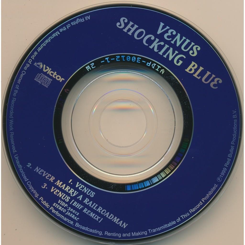 Shocking Blue Venus
