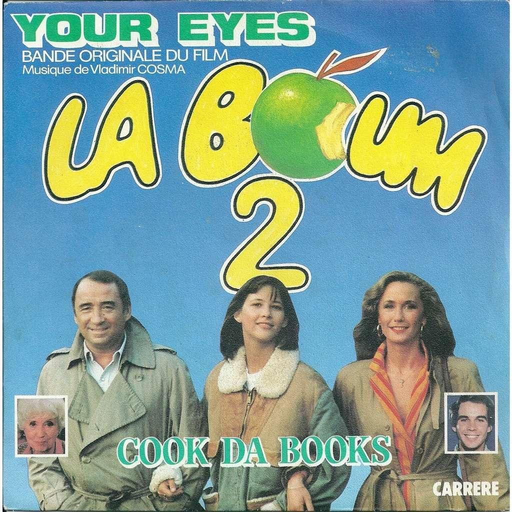 COOK DA BOOKS Vladimir Cosma YOUR EYES - LA BOUM 2