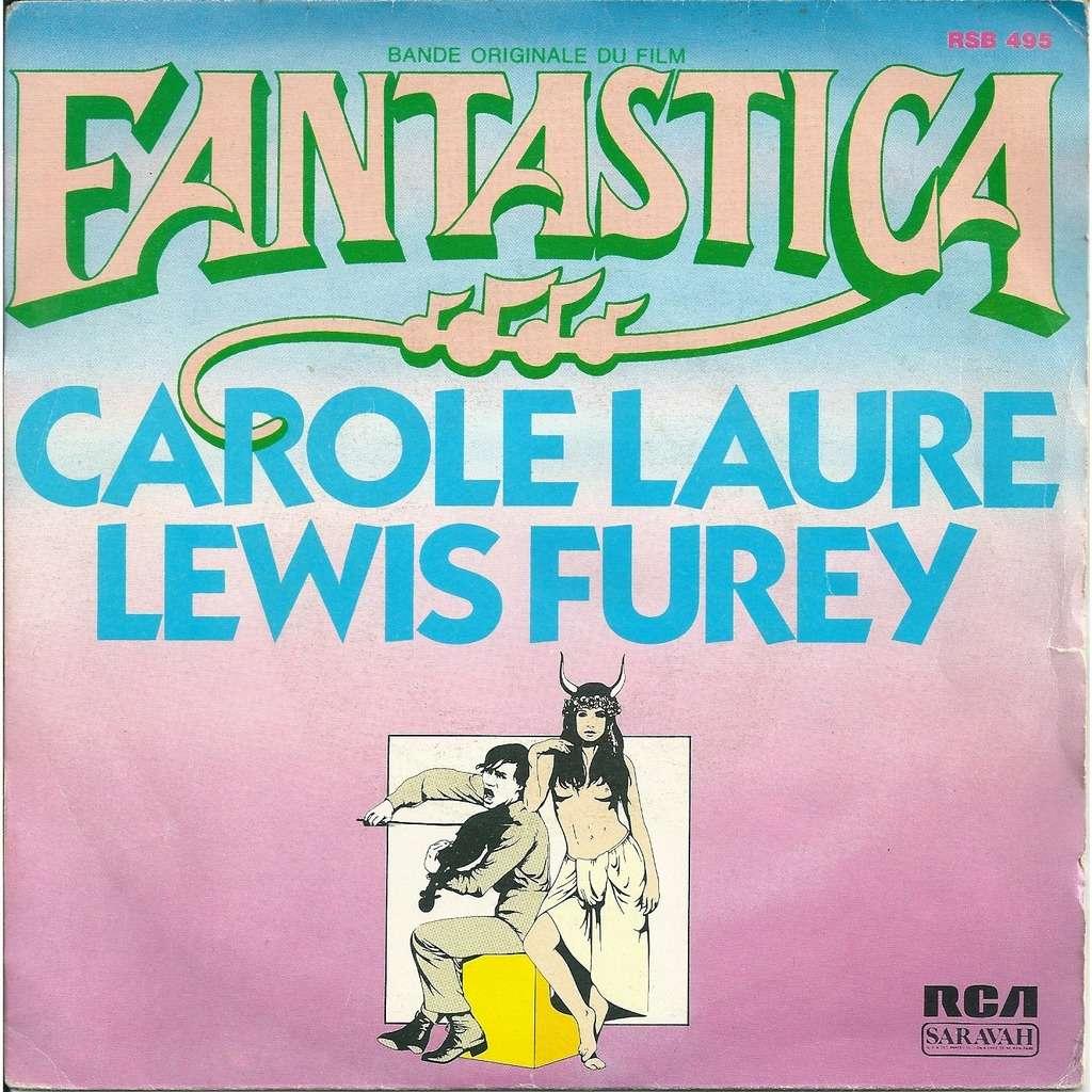 Carole Laure Lewis Furey Fantastica