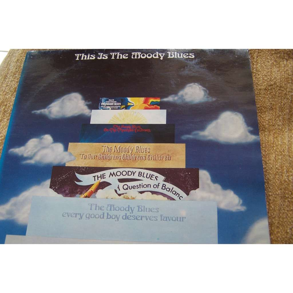 The Moody Blues This Is The Moody Blues