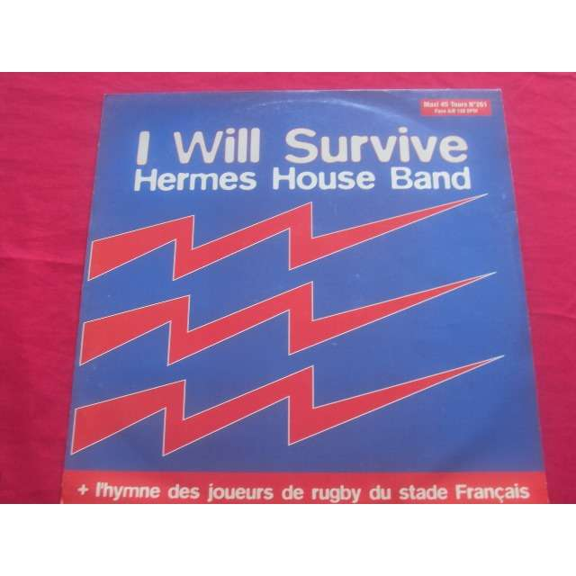 Hermes House Band I WILL SURVIVE (Extended version) 1997 FRANCE