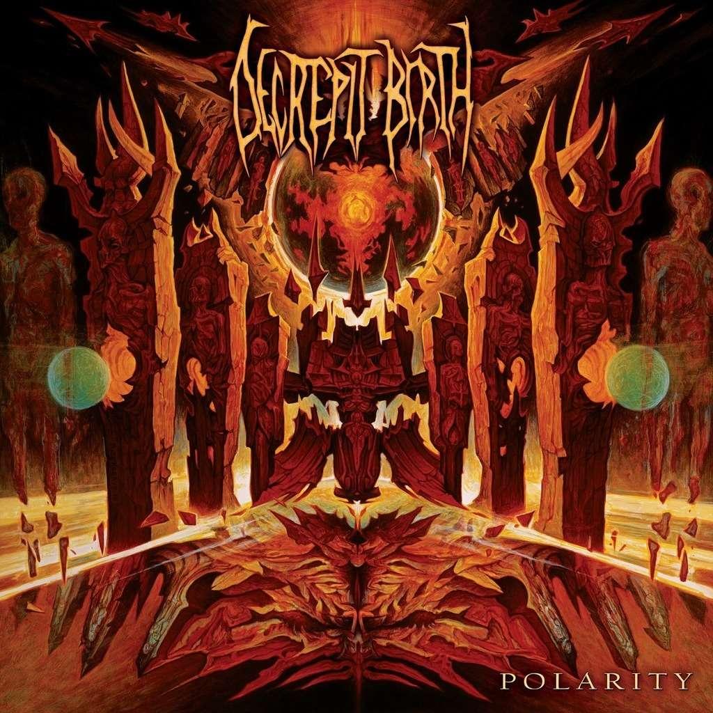 DECREPIT BIRTH Polarity. Black Vinyl