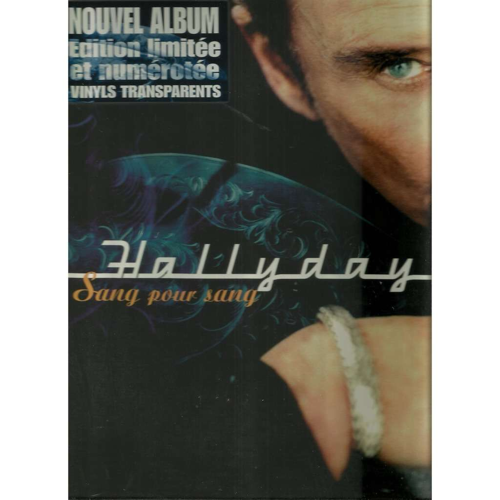johnny hallyday sang pour sang numerote