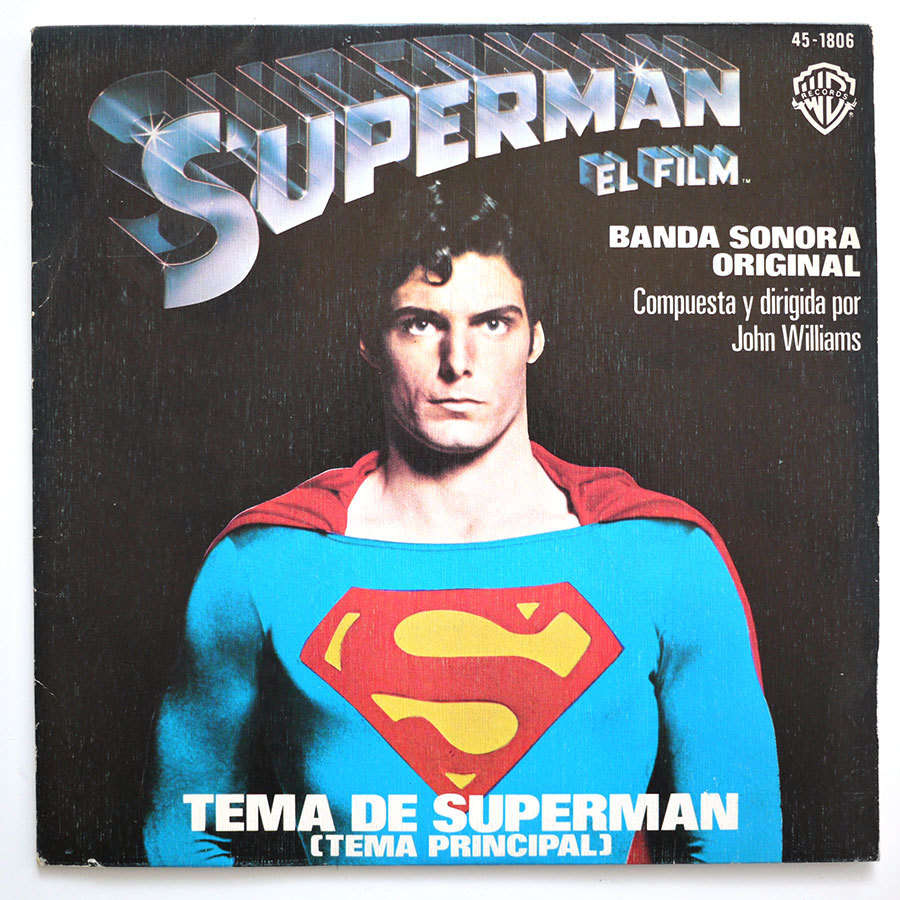 john williams SUPERMAN