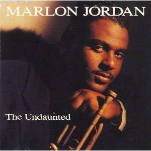 MARLON JORDAN THE UNDAUNTED