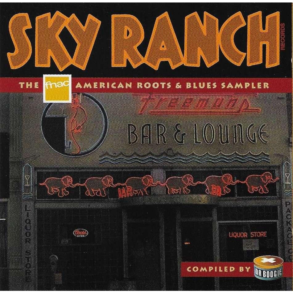 Ben Vaughn, Bob Brozman, JohnJuke Logan, D.Covay The Fnac American Roots & Blues Sampler - Compiled By Dr. Boogie