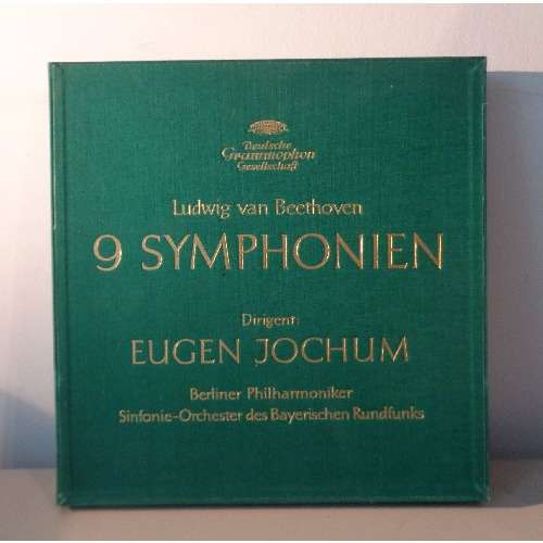 EUGEN JOCHUM LUDWIG VAN BEETHOVEN 9 Symphonien