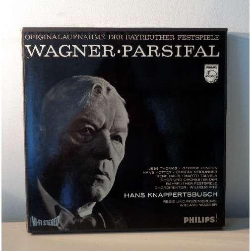 HANS KNAPPERTSBUSCH WAGNER Parsifal