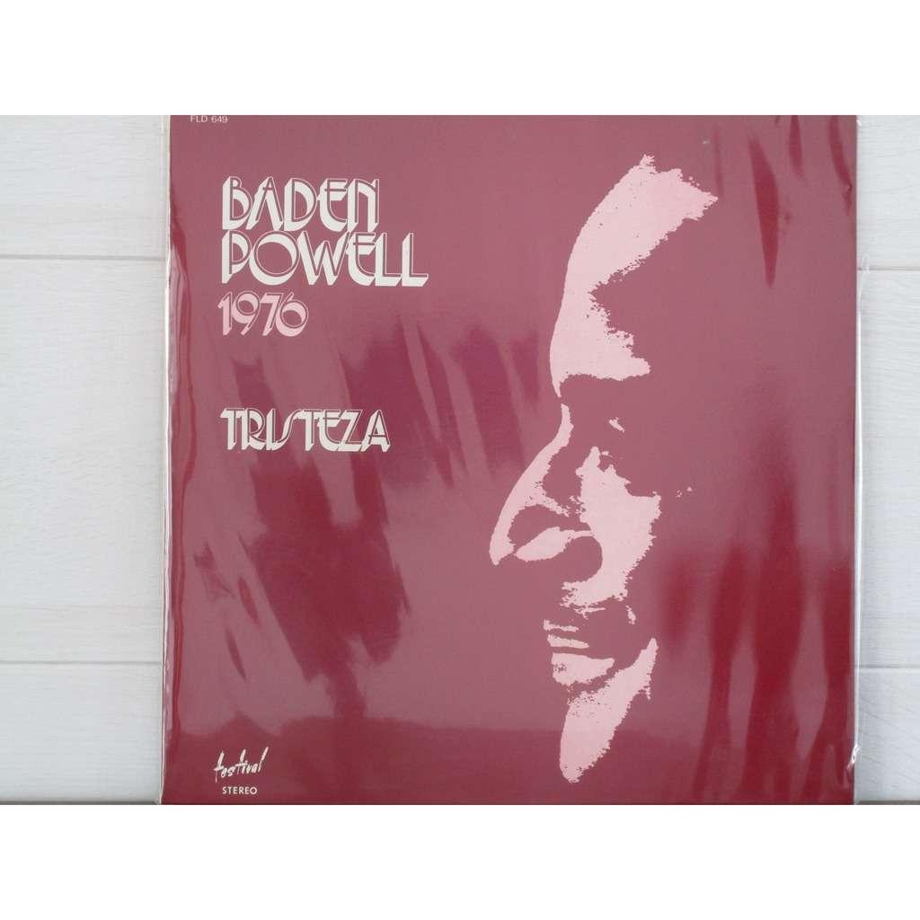 baden powell 1976 tristeza