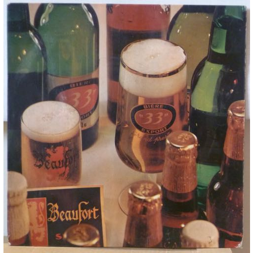 MANU DIBANGO Bien boire se dit 33 / Beaufort fait la loi