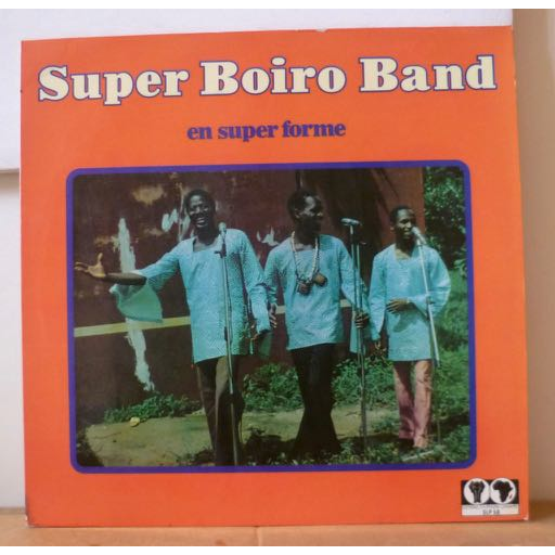 SUPER BOIRO BAND en super forme