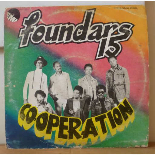 FOUNDARS 15 Co-operation