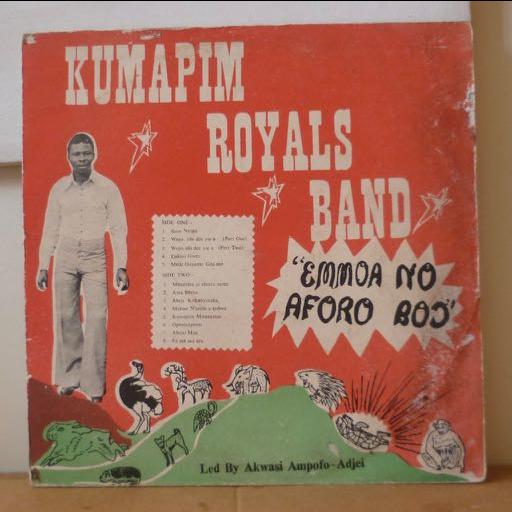 KUMAPIM'S ROYAL BAND Emmoa no aforo boo
