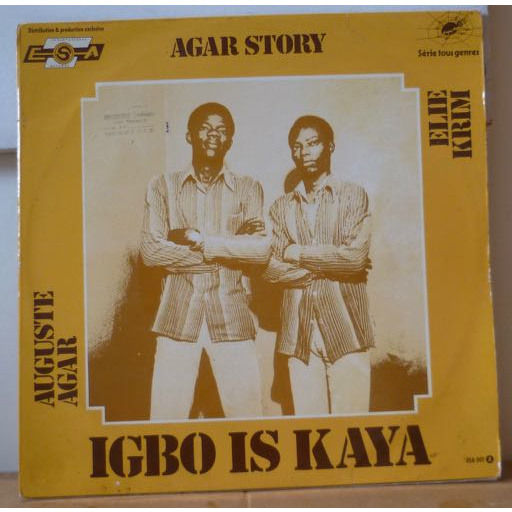 AGAR STORY igbo is kaya