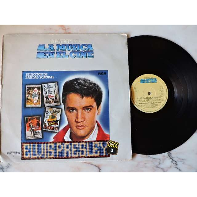 PRESLEY, ELVIS HISTORIA DE LA MUSICA EN EL CINE