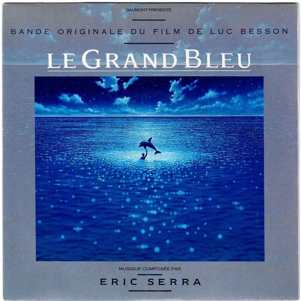 eric serra My lady blue / Let them try (Le Grand Bleu)